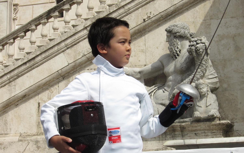 Accademia d'Armi LAME ROMANE - Corsi per bambini