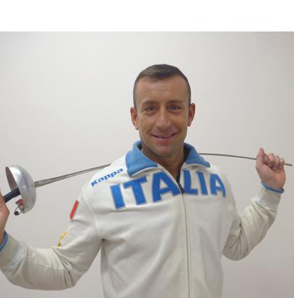 Roberto Possanzini - Maestro di Scherma