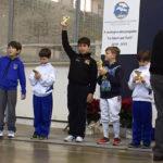 Lame Romane al torneo stelle di Natale 2016 ad Ariccia