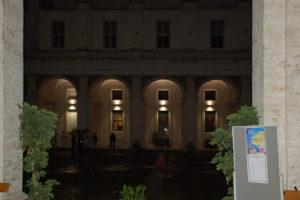 Lame Romane al Liceo Visconti di Roma